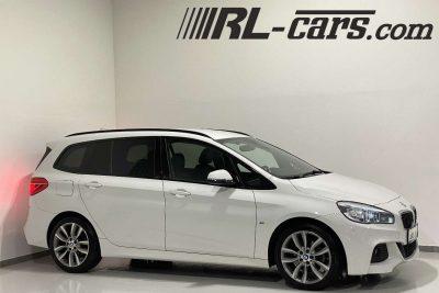 BMW 218 D Gran Tourer M-Sport Aut./NaviPLUS/HEAD-UP/AHK bei RL-Cars Gmbh in