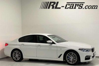 BMW 530 D xDrive Aut/M-Sport/SOFT-Close/Massage/DisplayKEY bei RL-Cars Gmbh in