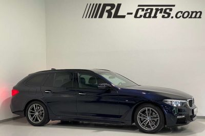 BMW 520 D xDrive Touring Aut/M-Sport/Navi/KEYLESS/DisplayK bei RL-Cars Gmbh in