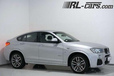 BMW X4 xDrive20D Aut./M-Paket/NaviPRO/Leder/AHK/Kurvenl. bei RL-Cars Gmbh in