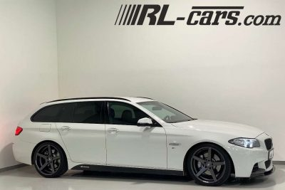 BMW 530 D xDrive F11 Aut./M-Sport/NaviPRO/KEYLESS/20*ZOLL bei RL-Cars Gmbh in