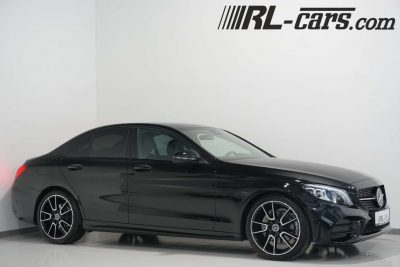 Mercedes-Benz C 220 D Aut./AMG-Paket/Navi/Multi-LED/Leder/LEASING bei RL-Cars Gmbh in