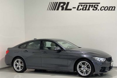 BMW 420 D Gran Coupe M-Sport Aut/HEAD-UP/KEYLESS/Driving-A bei RL-Cars Gmbh in