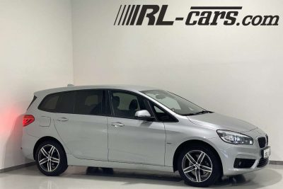 BMW 218 D Gran Tourer Sport-Line Aut./NaviPLUS/LED/HEAD-UP bei RL-Cars Gmbh in