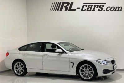 BMW 420 D xDrive Gran Coupe Aut./NaviPRO/HEAD-UP/Leder bei RL-Cars Gmbh in