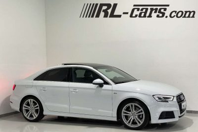 Audi A3 2,0 TDI quattro S-tronic Sport/S-Line/Panorama bei RL-Cars Gmbh in