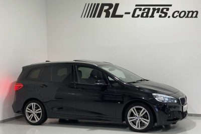 BMW 218 D Gran Tourer M-Sport Aut/NaviPLUS/HEAD-UP/Panoram bei RL-Cars Gmbh in