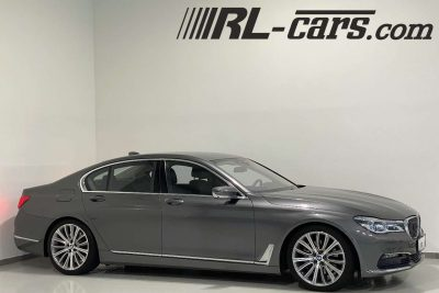 BMW 740 D xDrive Aut./Laserlicht/SOFT-CLOSE/DisplayKEY/AIR bei RL-Cars Gmbh in