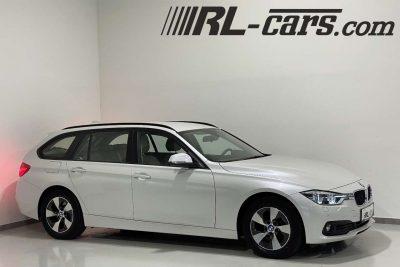 BMW 318 D Touring Facelift Aut/LED/Navi/Leder/FINANZIERUNG bei RL-Cars Gmbh in