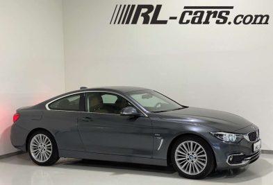 BMW 420 D Coupe Luxury Line Aut/NaviPRO/Leder/Rückfahrk bei RL-Cars Gmbh in