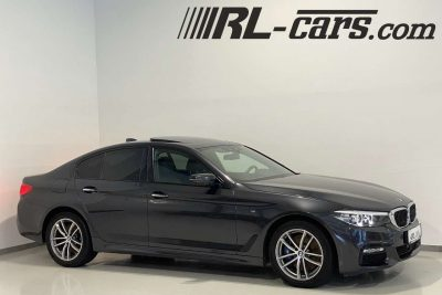BMW 530 D xDrive Aut/M-Sport/HEAD-UP/DisplayKEY/Schiebedac bei RL-Cars Gmbh in