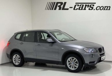 BMW X3 xDrive20D Aut./NaviPRO/HEAD-UP/Komfortzugang bei RL-Cars Gmbh in