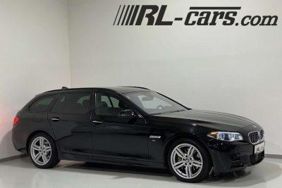 BMW 525 D xDrive F11 Aut./M-Sport/NaviPRO/SOFT-Close/AHK bei RL-Cars Gmbh in