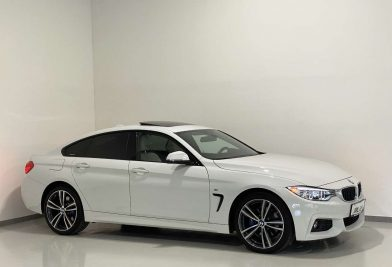 BMW 420 D xDrive Gran Coupe M-Sport Aut./NaviPRO/HEAD-UP bei RL-Cars Gmbh in