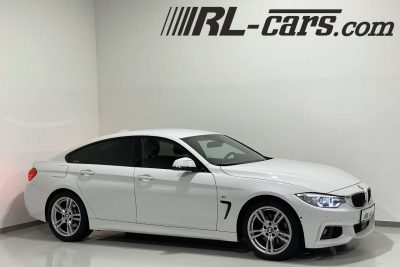 BMW 420 D Gran Coupe M-Sport Aut./NaviPRO/HEAD-UP/Surround bei RL-Cars Gmbh in
