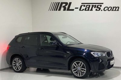 BMW X3 xDrive20D M-Sport Aut./NaviPRO/LED/HEAD-UP/KEYLESS bei RL-Cars Gmbh in