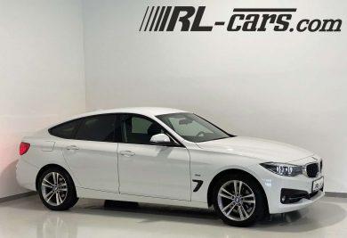 BMW 320 D Gran Turismo Sport-Line Aut./Navi/LED/Sportsitze bei RL-Cars Gmbh in