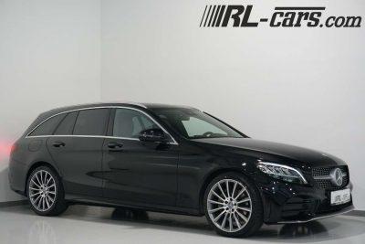 Mercedes-Benz C 220 D T Aut./AMG-Paket/Navi/LED/Leder/AHK/LEASING bei RL-Cars Gmbh in