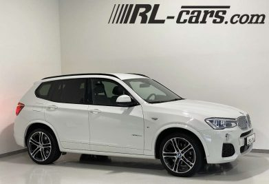 BMW X3 xDrive30D M-Sport Aut./NaviPRO/HEAD-UP/KEYLESS/AHK bei RL-Cars Gmbh in