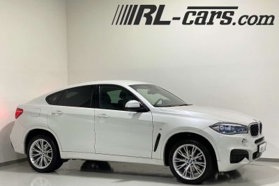 BMW X6 xDrive30D Aut./M-Sport/LED/HEAD-UP/Soft-Close/Harm bei RL-Cars Gmbh in