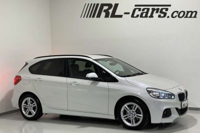 BMW 216 D Active Tourer M-Sport Aut./Navi/LED/Leder bei RL-Cars Gmbh in
