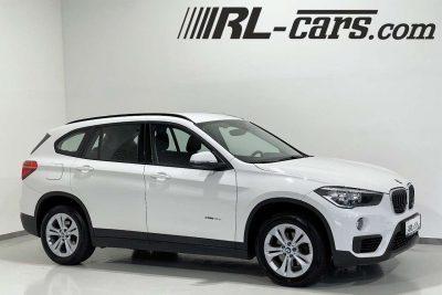 BMW X1 sDrive16D/Anhängerkupplung/Freisprecheinrichtun bei RL-Cars Gmbh in