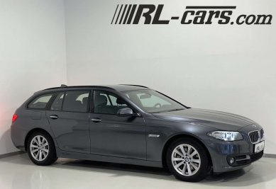 BMW 525 D xDrive F11 Aut./NaviPRO/HEAD-UP/AHK/Leder bei RL-Cars Gmbh in