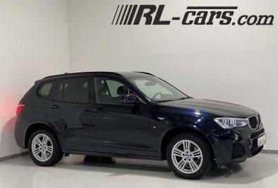 BMW X3 xDrive 20D Aut./M-Sport/NaviPRO/LED/AHK-elektr. bei RL-Cars Gmbh in