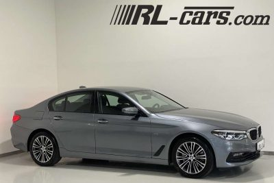 BMW 530 D G30 Aut./NaviPRO/HEAD-UP/Abstandstempomat bei RL-Cars Gmbh in