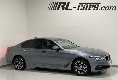 BMW 530 D xDrive Aut./NaviPRO/HEAD-UP/Night-Vision/Standh. bei RL-Cars Gmbh in