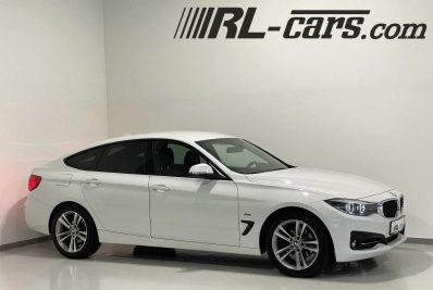 BMW 320 D Gran Turismo Sport-Line Aut/Navi/LED/Rückfahr bei RL-Cars Gmbh in