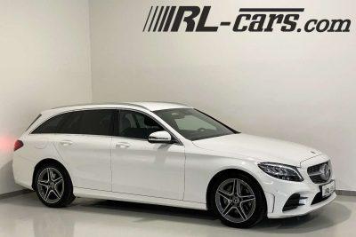 Mercedes-Benz C 200 D T Aut./AMG-Sport/Navi/LED/Rückfahrkamera/AHK bei RL-Cars Gmbh in