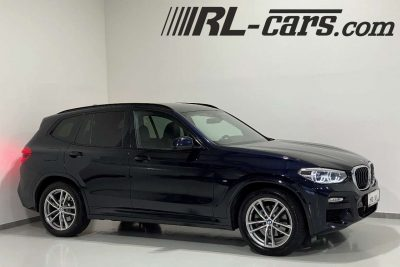 BMW X3 xDrive20D M-Sport Aut./NaviPRO/HEAD-UP/AHK/LED bei RL-Cars Gmbh in
