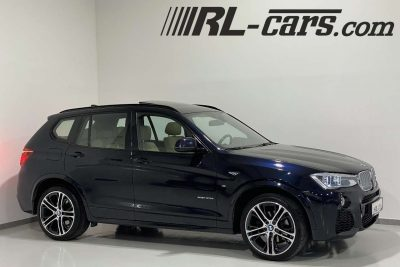 BMW X3 xDrive35D M-Sport Aut/NaviPRO/HEAD-UP/Panorama/H&K bei RL-Cars Gmbh in