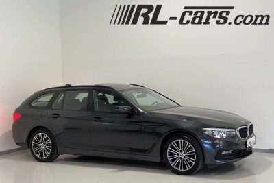 BMW 520 D Touring Aut./NaviPRO/HEAD-UP/Panorama/AHK bei RL-Cars Gmbh in