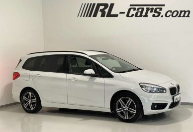 BMW 218 D Gran Tourer Aut/NaviPLUS/HEAD-UP/DrivingPLUS/AHK bei RL-Cars Gmbh in