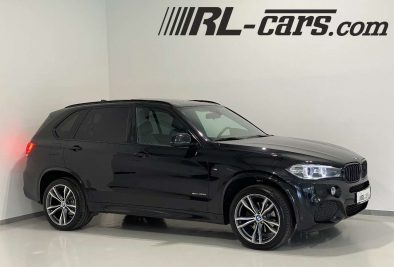 BMW X5 xDrive30D Aut./M-Sport/Panorama/LED-Tacho/AHK 3,5T bei RL-Cars Gmbh in