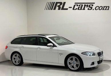 BMW 530 D xDrive F11 Aut./M-Sport/Panorama/DrivingPLUS/AHK bei RL-Cars Gmbh in