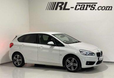 BMW 218 D Active Tourer Aut./Sport-Line/Navi/LED/Kamera bei RL-Cars Gmbh in