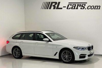 BMW 520 D G31 Aut./M-Sport/HEAD-UP/DrivingPLUS/Kurvenlicht bei RL-Cars Gmbh in