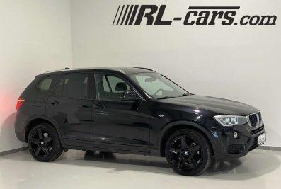 BMW X3 xDrive20D Aut. Facelift/NaviPRO/Xenon/FINANZIERUNG bei RL-Cars Gmbh in