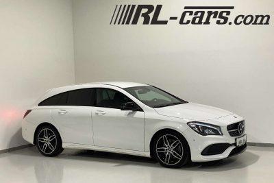 Mercedes-Benz CLA 220 D Shooting Brake Aut/AMG-Sport/Navi *8ZOLL*/LED bei RL-Cars Gmbh in