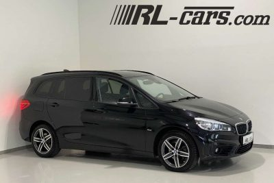 BMW 218 D Gran Tourer Aut./Sport-Line/NaviPLUS/HEAD-UP bei RL-Cars Gmbh in