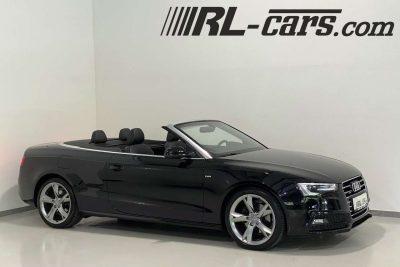 Audi A5 Cabrio 2,0TDI quattro Sport/S-Line/Navi/XenonPLUS bei RL-Cars Gmbh in