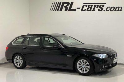 BMW 520 D F11 Aut/NaviPRO/HEAD-UP/DrivingPLUS/Harman&Kardo bei RL-Cars Gmbh in
