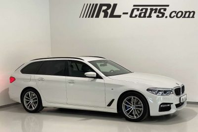 BMW 530 D xDrive G31 Aut/M-Sport/NaviPRO/HEAD-UP/DisplayKE bei RL-Cars Gmbh in