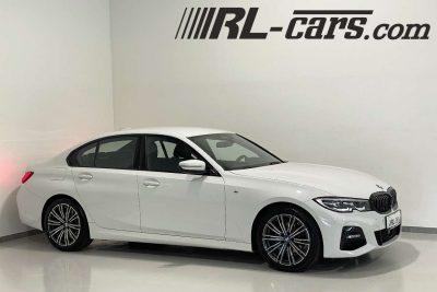 BMW 318 D G20 Aut/M-Sport/Live-CockpitPRO/DrivingPRO/KEYLE bei RL-Cars Gmbh in