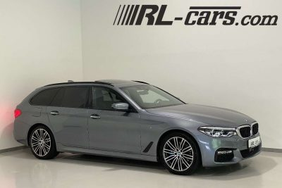 BMW 530 D xDrive G31 Aut./M-Sport/HEAD-UP/Panorama/Massage bei RL-Cars Gmbh in