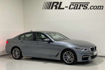 BMW 530 D xDrive Aut/M-Sport/NaviPRO/HEAD-UP/Schiebedach bei RL-Cars Gmbh in