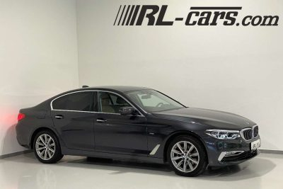 BMW 520 D xDrive Aut/NaviPRO/DrivingPLUS/Harman&Kardon/360 bei RL-Cars Gmbh in
